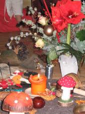 Amanaita Altar