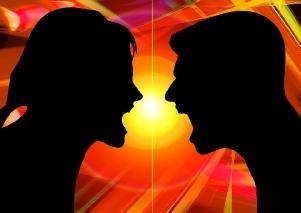 Paararbeit: Die Auseinandersetzung
