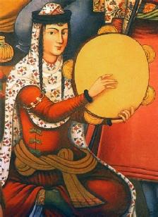 Schamane aus dem Orient