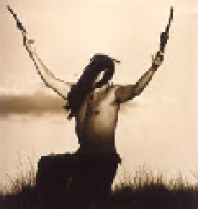 Gebet eines Native